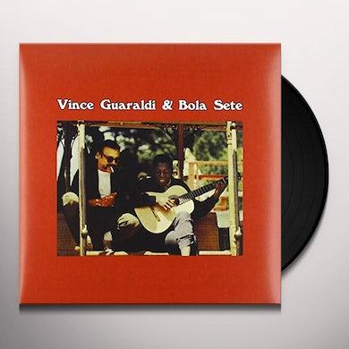 Vince Guaraldi VINCE & BOLA Vinyl Record