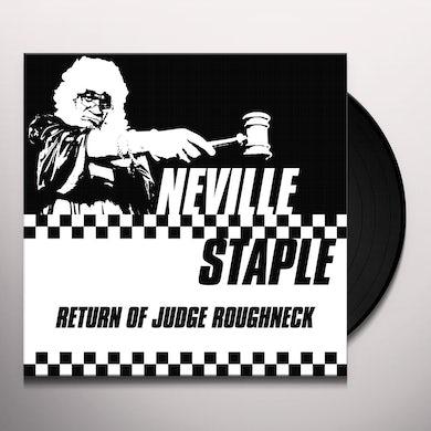 RETURN OF JUDGE ROUGHNECK Vinyl Record