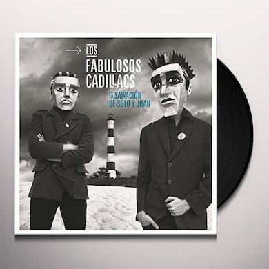 LA SALVACION DE SOLO Y JUAN Vinyl Record