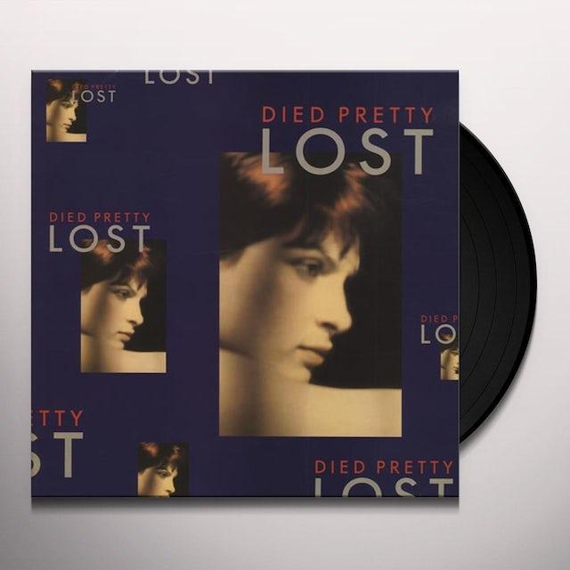 DIED PRETTY LOST Vinyl Record