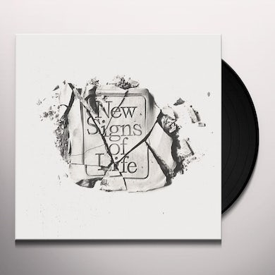 NEW SIGNS OF LIFE Vinyl Record