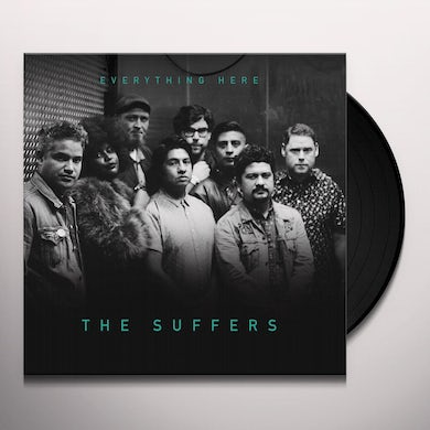 SUFFERS EVERYTHING HERE Vinyl Record