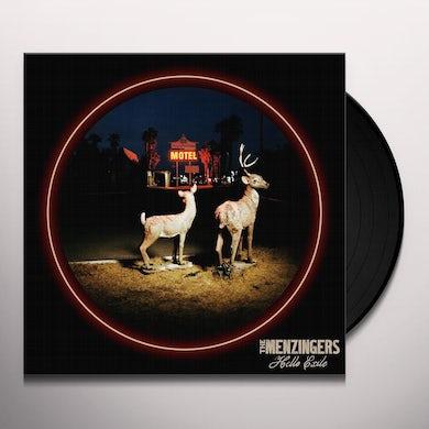 The Menzingers HELLO EXILE Vinyl Record