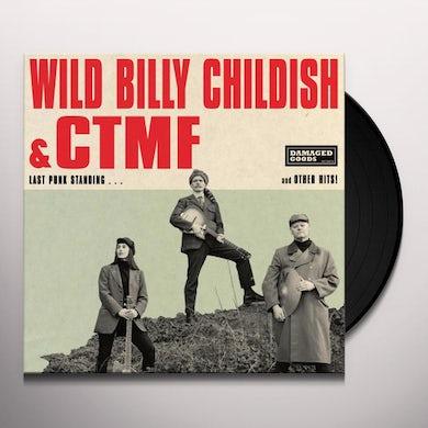 Last Punk Standing Vinyl Record
