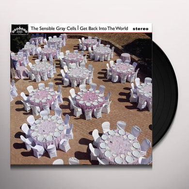 Sensible Gray Cells Get Back Into The World Vinyl Record