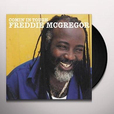 Freddie Mcgregor COMIN IN TOUGH Vinyl Record