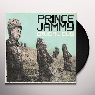 Prince Jammy CRUCIAL DUB Vinyl Record