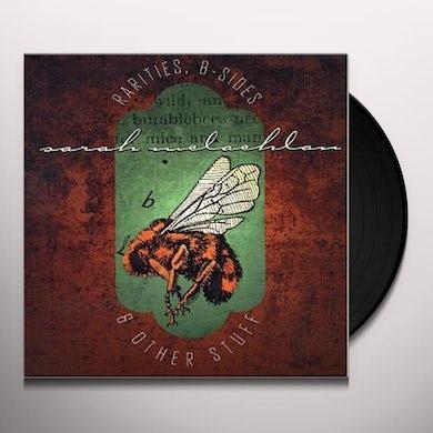 Sarah Mclachlan RARITIES B-SIDES & OTHER STUFF Vinyl Record