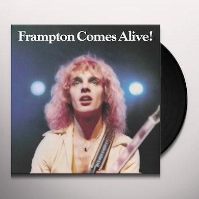 Peter Frampton Frampton Comes Alive (2 LP Vinyl Reissue) Vinyl Record