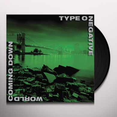 Type O Negative WORLD COMING DOWN Vinyl Record