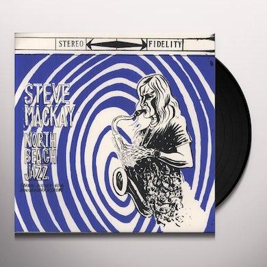 Steve Mackay NORTH BEACH JAZZ Vinyl Record