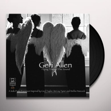 Geri Allen FLYING TOWARD THE SOUND Vinyl Record