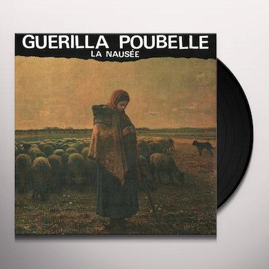 Guerilla Poubelle NAUSEE Vinyl Record