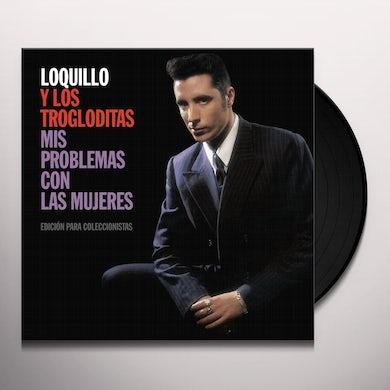 MIS PROBLEMAS CON LAS MUJERES Vinyl Record
