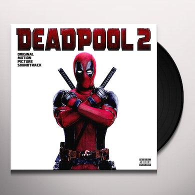 DEADPOOL 2 / Original Soundtrack  (DLI) Vinyl Record - 180 Gram Pressing