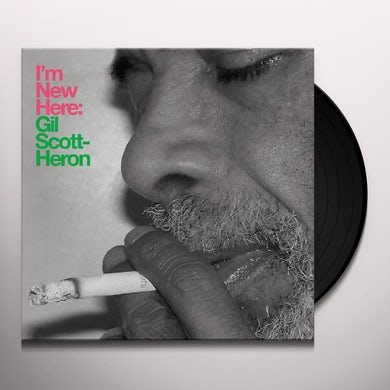 Gil Scott-Heron I'M NEW HERE (10TH ANNIVERSARY EXPANDED EDITION) Vinyl Record