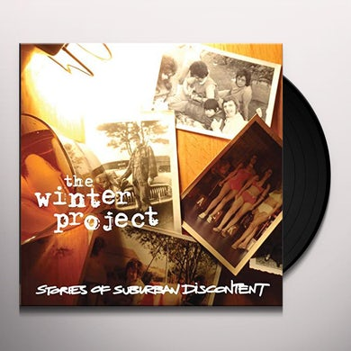 Winter Project STORIES OF SUBURBAN DISCONTENT Vinyl Record