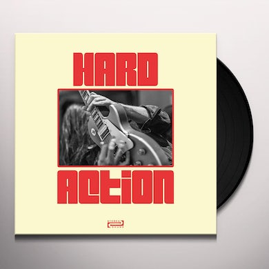HARD ACTION HANDS DRIPPING RED Vinyl Record