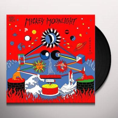 Mickey Moonlight INTERPLANETARY MUSIC Vinyl Record