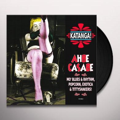 KATANGA AHBE CASABE: EXOTIC BLUES & RHYTHM / VAR Vinyl Record