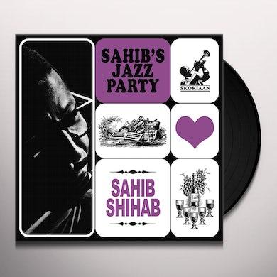 Sahib Shihab SAHIB'S JAZZ PARTY Vinyl Record