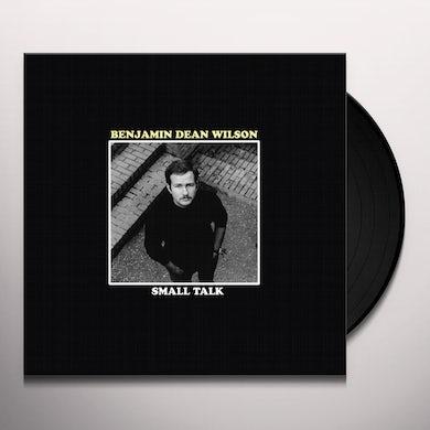 Benjamin Dean Wilson SMALL TALK Vinyl Record