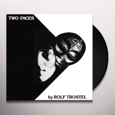 Rolf Trostel TWO FACES Vinyl Record