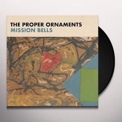Proper Ornaments MISSION BELLS Vinyl Record