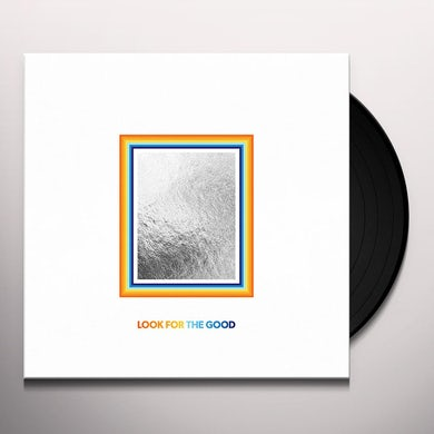 Jason Mraz LOOK FOR THE GOOD Vinyl Record