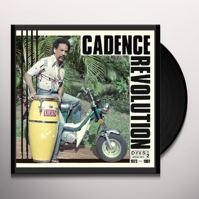 Cadence Revolution: Disques Debs / Various