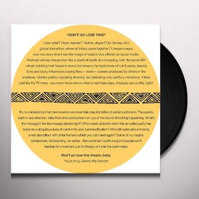 Daniel Wang / S.D.A.P. DON'T GO LOSE THIS Vinyl Record