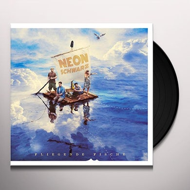 NEONSCHWARZ FLIEGENDE FISCHE Vinyl Record