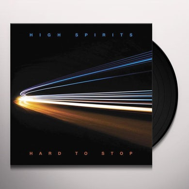 HARD TO STOP Vinyl Record