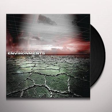 The Future Sound Of London VOL. 1: ENVIRONMENTS Vinyl Record