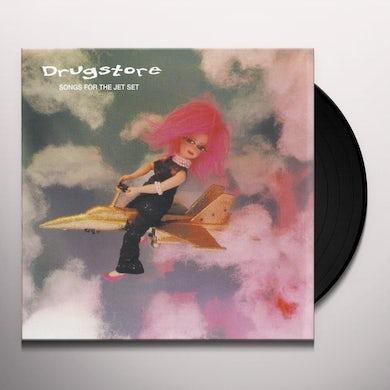 Drugstore SONGS FOR THE JET SET Vinyl Record