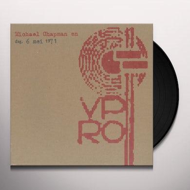 LIVE VPRO 1971 Vinyl Record
