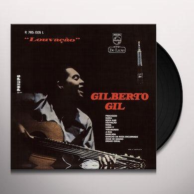 Gilberto Gil LOUVAAO Vinyl Record