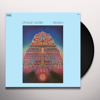 Pharoah Sanders ELEVATION Vinyl Record