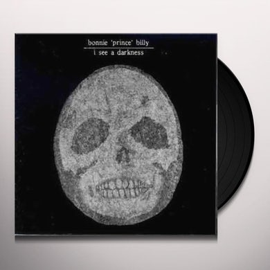 Bonnie Prince Billy I SEE A DARKNESS Vinyl Record