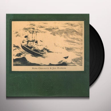 Jon Hopkins JOHN TAYLOR'S MONTH AWAY Vinyl Record