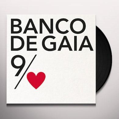 Banco de Gaia 9TH OF NINE HEARTS Vinyl Record