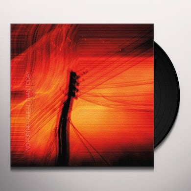 Ulrich Schnauss NO FURTHER AHEAD THAN TODAY Vinyl Record