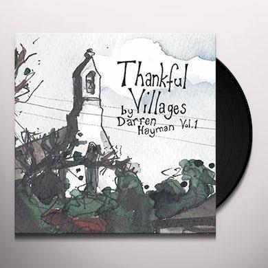 Darren Hayman THANKFUL VILLAGERS VOL 1 Vinyl Record