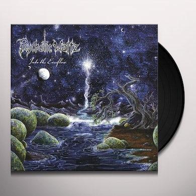 Psychotic Waltz INTO THE EVERFLOW (CLEAR VINYL) Vinyl Record