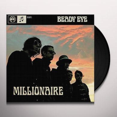 Beady Eye MILLIONAIRE Vinyl Record