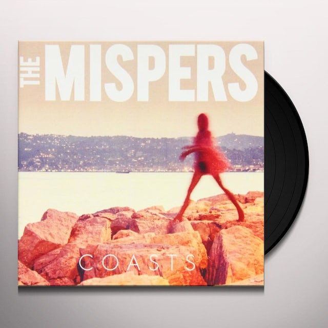 The Mispers COASTS Vinyl Record