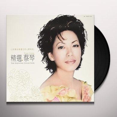 Tsai Chin ESSENTIAL COLLECTION Vinyl Record