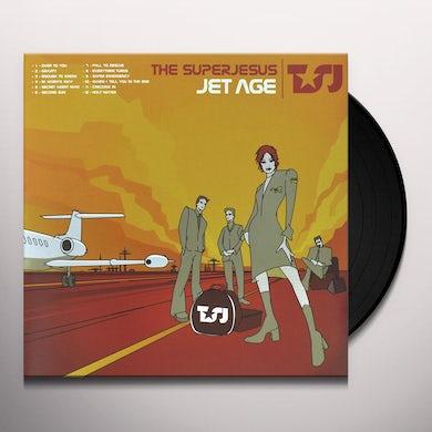 Superjesus JET AGE (SYEOR) Vinyl Record