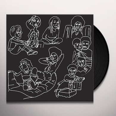 Romare WHO LOVES YOU Vinyl Record