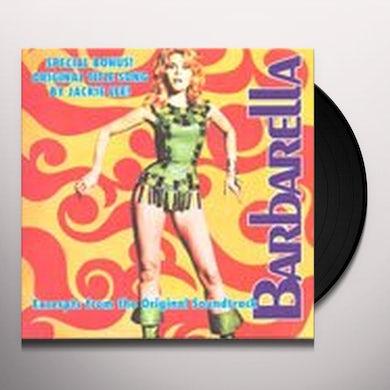 BARBARELLA / O.S.T. Vinyl Record - UK Release